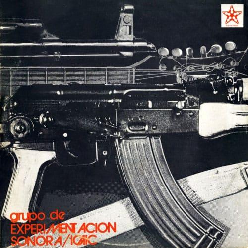 Grupo de Experimentación Sonora del ICAIC (GESI): Grupo de Experimentación Sonora / ICAIC 4 (1975)