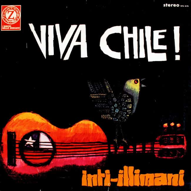 Inti-Illimani: Viva Chile! (1973)