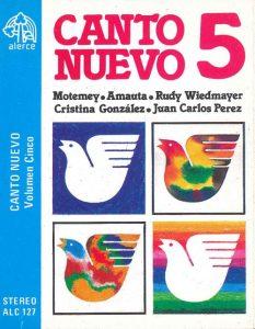 Obra colectiva: Canto nuevo Vol. 5 (1984)