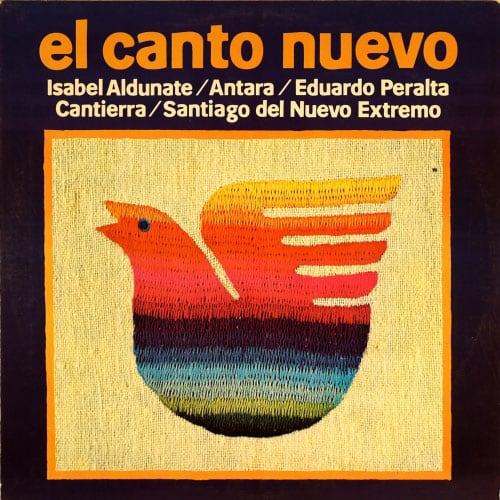 Obra colectiva: El canto nuevo Vol. 2 (1980)