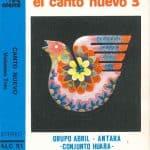 Obra colectiva: El canto nuevo Vol. 3 (1981)