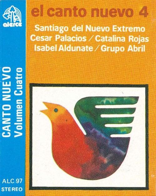 Obra colectiva: El canto nuevo Vol. 4 (1982)