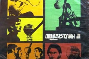 Quilapayún: Quilapayún 3 (1969)