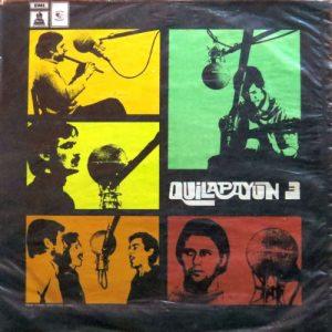 Quilapayún: Quilapayún 3 (1969)