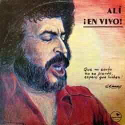 Alí Primera: Alí ¡En vivo! (1986)