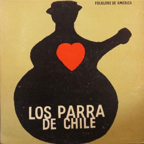 Isabel y Angel Parra: Los Parra de Chile (1970)