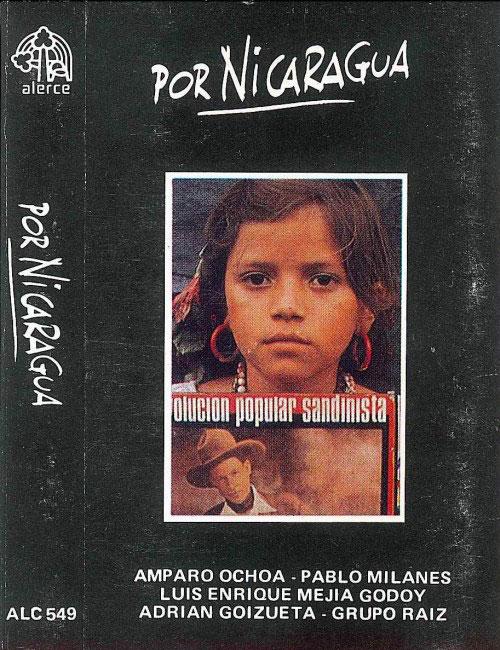 Obra colectiva: Por Nicaragua (1986)