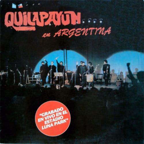 Quilapayún: Quilapayún en Argentina (1983)