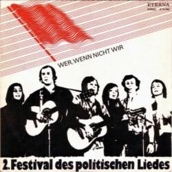 Obra colectiva: 2. Festival des politischen Liedes (1971)