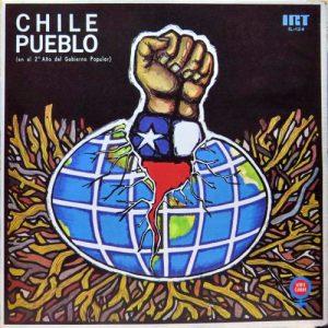 Obra colectiva: Chile Pueblo (en el 2° año del Gobierno Popular) (1972)