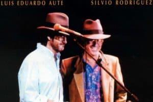 Silvio Rodríguez y Luis Eduardo Aute: Mano a mano (1994)