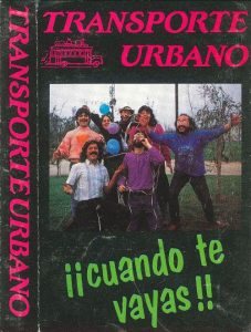 Transporte Urbano: ¡¡Cuando te vayas!! (1988)