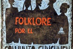 Conjunto Cuncumén: Folklore por el Conjunto Cuncumén (1961)