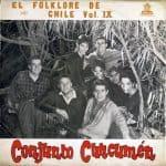 Conjunto Cuncumén: Geografía musical de Chile (1962)
