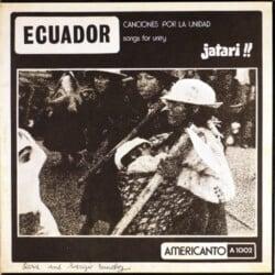 Jatari!!: Ecuador. Canciones por la unidad (1976)