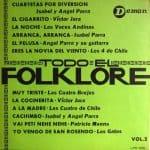 Obra colectiva: Todo el folklore Vol. 2 (1966)