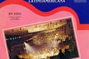 Obra colectiva: Tercer Festival de la Nueva Canción Latinoamericana (1984)
