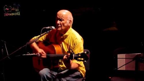 Eduardo Yáñez: Nuestro cobre (en vivo)