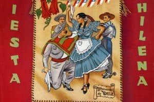 Obra colectiva: Fiesta chilena Vol. II (1958)