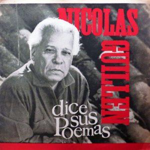 Nicolás Guillén: Dice sus poemas (1963)