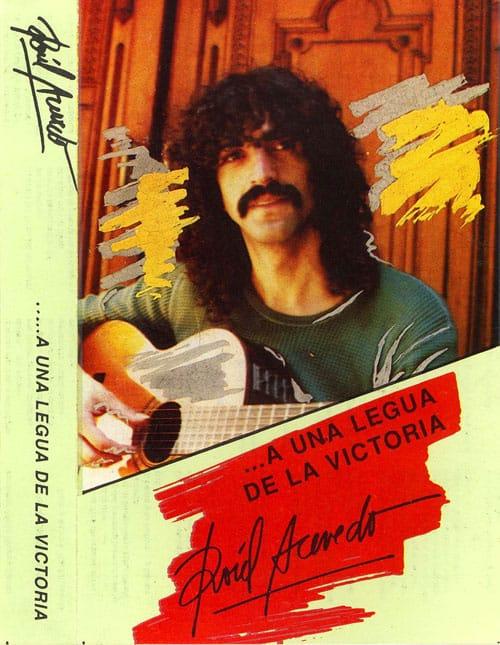 Raúl Acevedo: … A una Legua de La Victoria (1988)