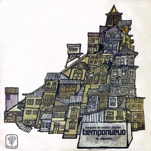 Tiemponuevo: Conjunto de música popular Tiemponuevo de Valparaíso (1970)