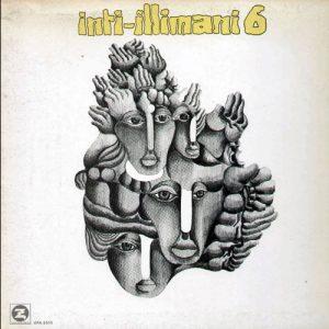 Inti-Illimani: Inti-Illimani 6 (Chile Resistencia) (1977)
