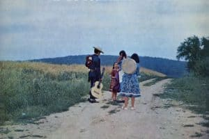 Isabel y Angel Parra: Au Chili avec los Parra de Chillán (1963)