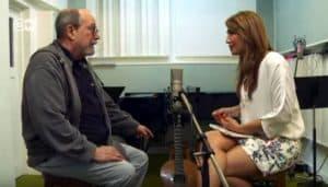 """Silvio Rodríguez entrevistado por el programa """"Aquí estoy"""" de la cadena alemana Deutsche Welle (DW)"""