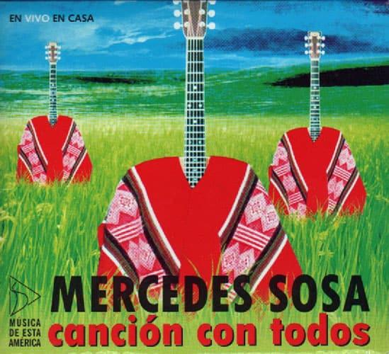 Mercedes Sosa: Canción con todos (2009)