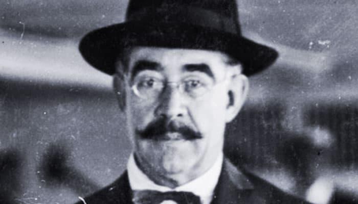 Leopoldo Lugones: La estatua de sal