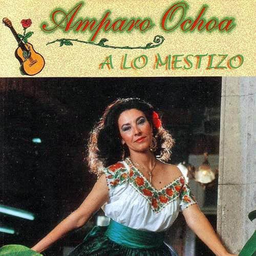 Amparo Ochoa: A lo mestizo (1999)
