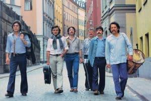 Inti-Illimani: Inti-Illimani i Sverige (1980)