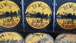 """Ya se encuentra disponible: """"El viaje"""", quinto CD de La Rata Bluesera, álbum en que rinde tributo al dúo Schwenke & Nilo"""