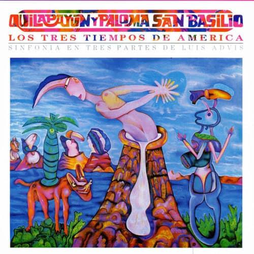 Quilapayún – Paloma San Basilio: Los tres tiempos de América (1988)