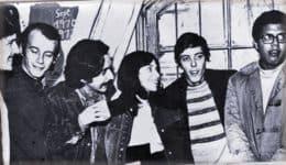 Silvio Rodríguez y su primera visita a Chile en 1972