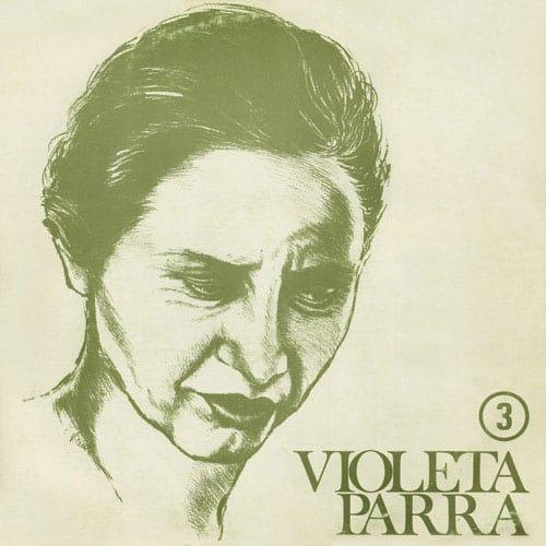 Violeta Parra: Violeta Parra 3 (1977)