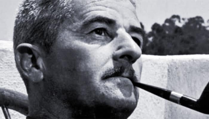 William Faulkner: Incendiar establos