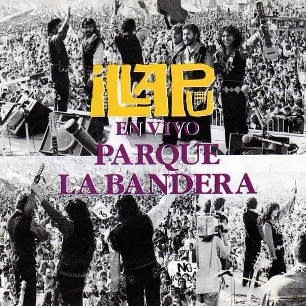 Illapu: En vivo... Parque La Bandera (1989)