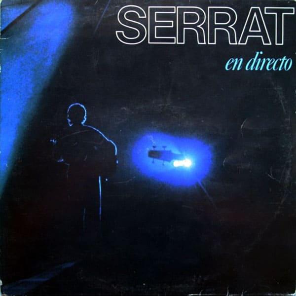 Joan Manuel Serrat: Serrat en directo (1984)