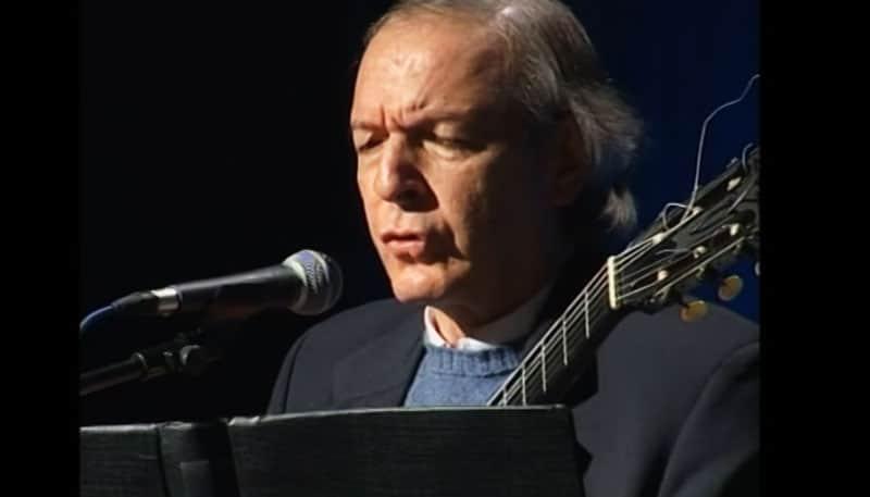 Mario Benedetti y Daniel Viglietti: Concierto recital A dos voces (2002) | Video