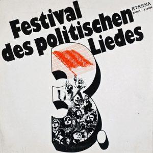 Obra colectiva: 3. Festival des politischen Liedes (1972)