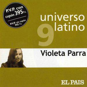 Violeta Parra: Universo latino 9 (2001)