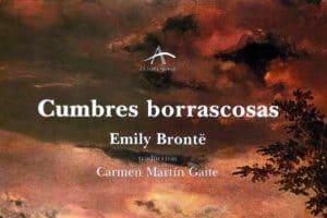 Emily Brontë: Cumbres borrascosas (1847)