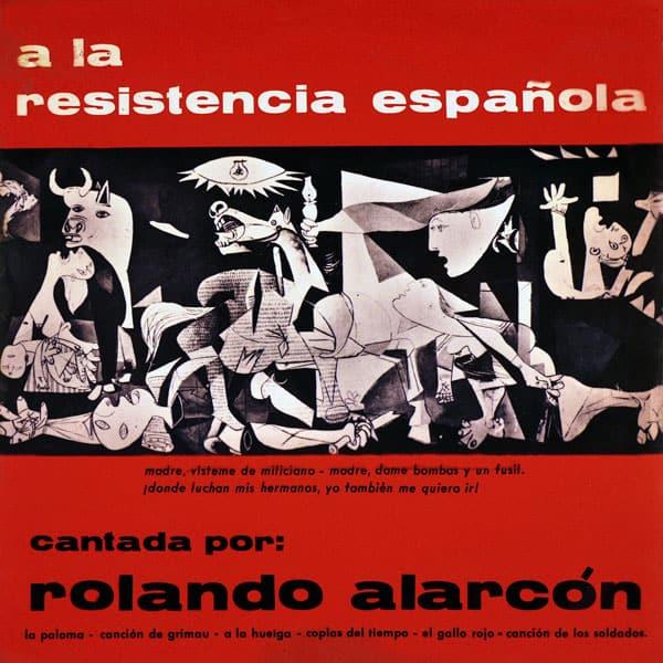 Rolando Alarcón: A la resistencia española (1969)