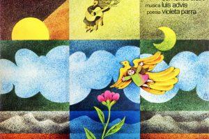Inti-Illimani - Isabel Parra - Edmonda Aldini: Canto per un seme (elegía a Violeta Parra) / Inti-Illimani 7 (1978)
