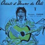 Violeta Parra: Chants et danses du Chili I (EP) (1956)