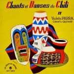 Violeta Parra: Chants et danses du Chili II (EP) (1956)