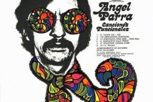 Angel Parra: Canciones funcionales / Angel Parra interpreta a Atahualpa Yupanqui (1969)