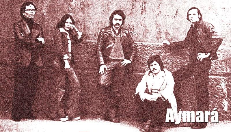 Discografía de Aymará